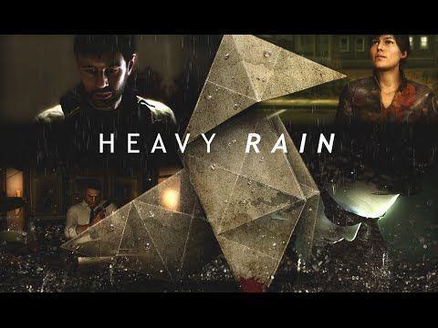 ¿Cuál fue tu personaje principal preferido en Heavy Rain ?