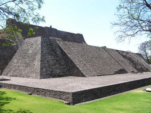 23943 - Zonas arqueológicas de México (Parte I)