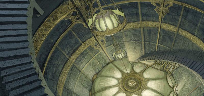 23938 - ¿A cuál de los Trece Colegios de Magia pertenecéis?