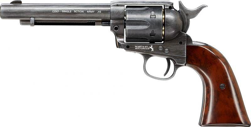 Encuentras un arma cerca de la escena del crimen. ¿Qué haces con ella?