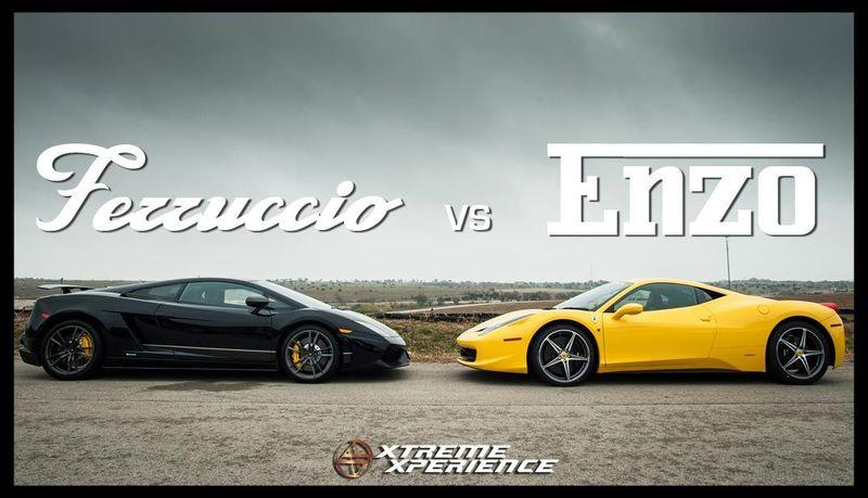 Si Ferruccio Lamborghini creó su marca al molestarse con Enzo Ferrari, quién creó otra marca tras molestarse con lamborghini?