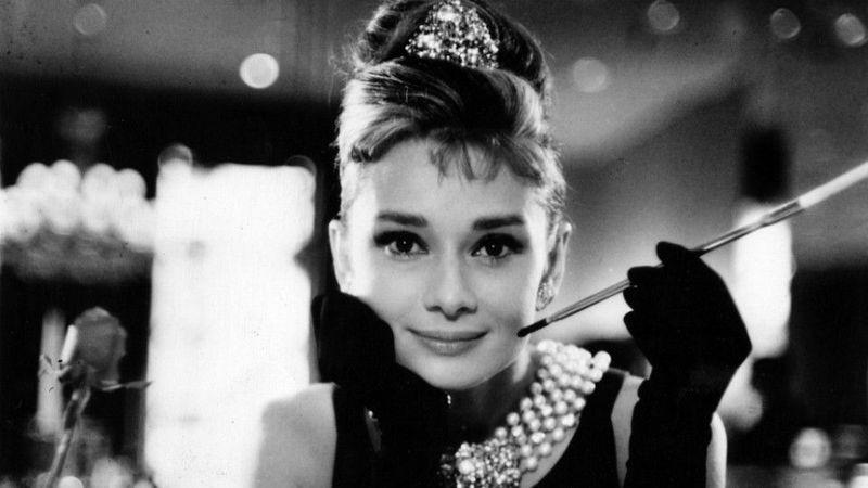 Audrey Hepburn su personaje en