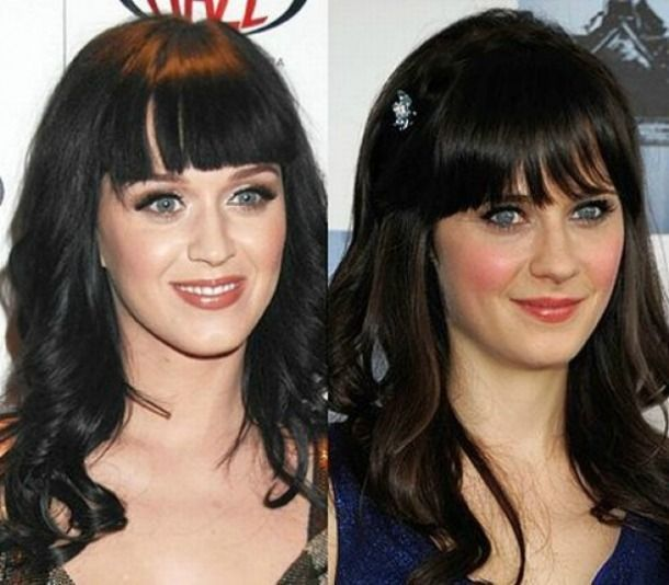 ¿Katy Perry o Zooey Deschanel?