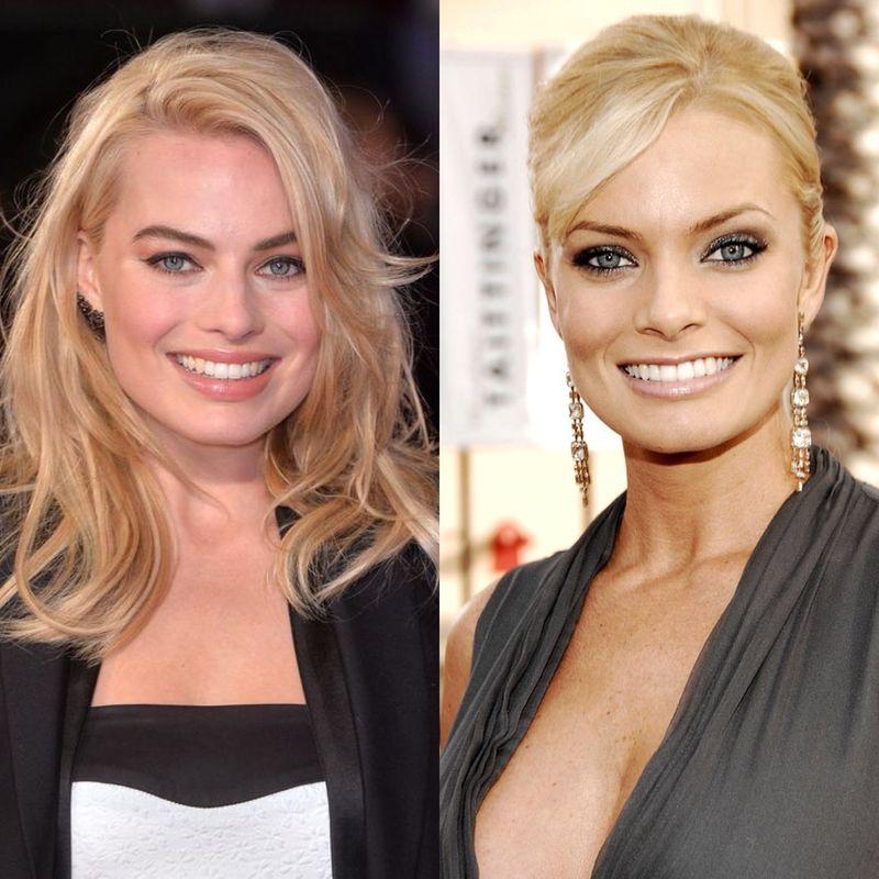 ¿Margot Robbie o Jamie Pressly?