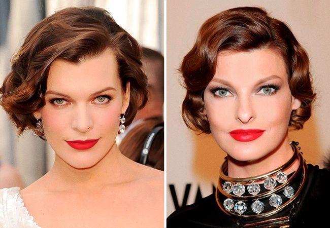 ¿Mila Jovovich o Linda Evangelista?