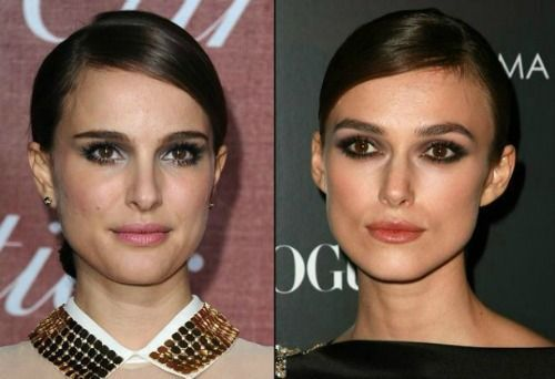 ¿ Natalie Portman o Keira Knightley?