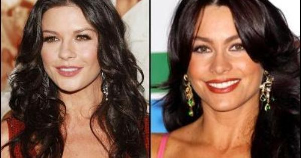 ¿Catherine Zeta Jones o Sofía Vergara?