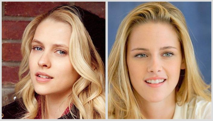 ¿Teresa Palmer o Kristen Stewart?