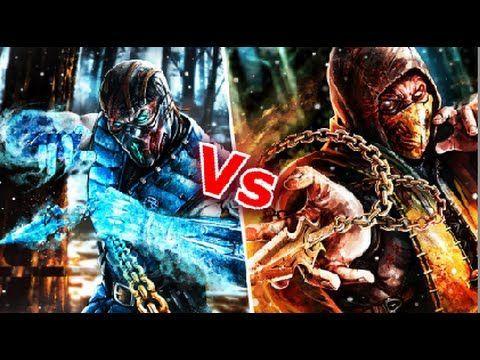 24082 - Escoge entre estos dos personajes de videojuegos