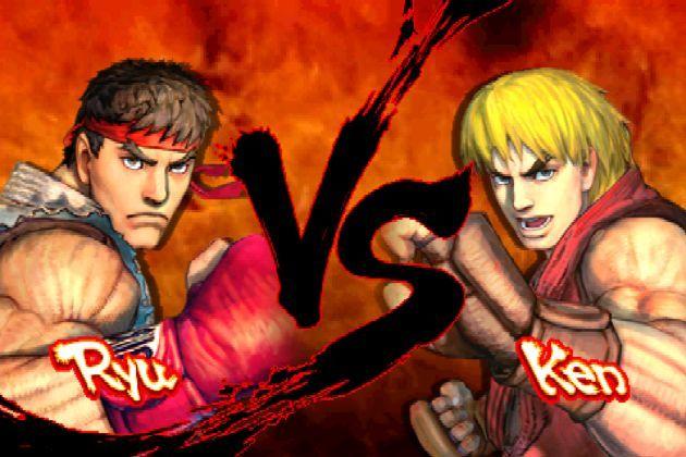 ¿Ryu o Ken?