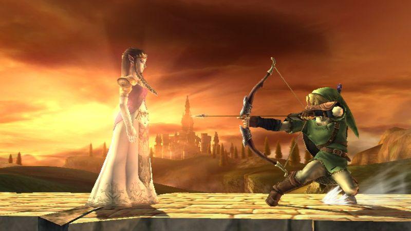 ¿Link o  Zelda?