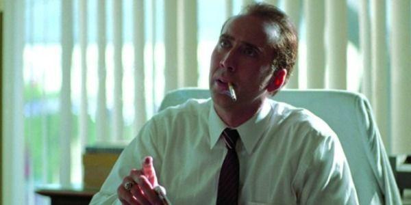 ¿Nombre de la película en donde aparece Nicholas Cage?