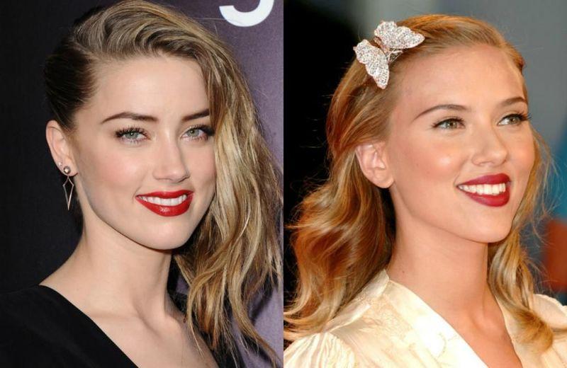 ¿Amber Heard o Scarlett Johansson?