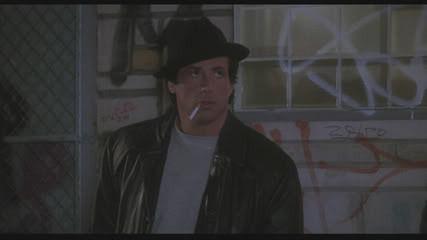 ¿Nombre de la película de Sylvester Stallone?