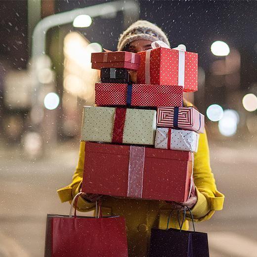 ¿Con cuanta anticipación compras/planeas tus regalos?