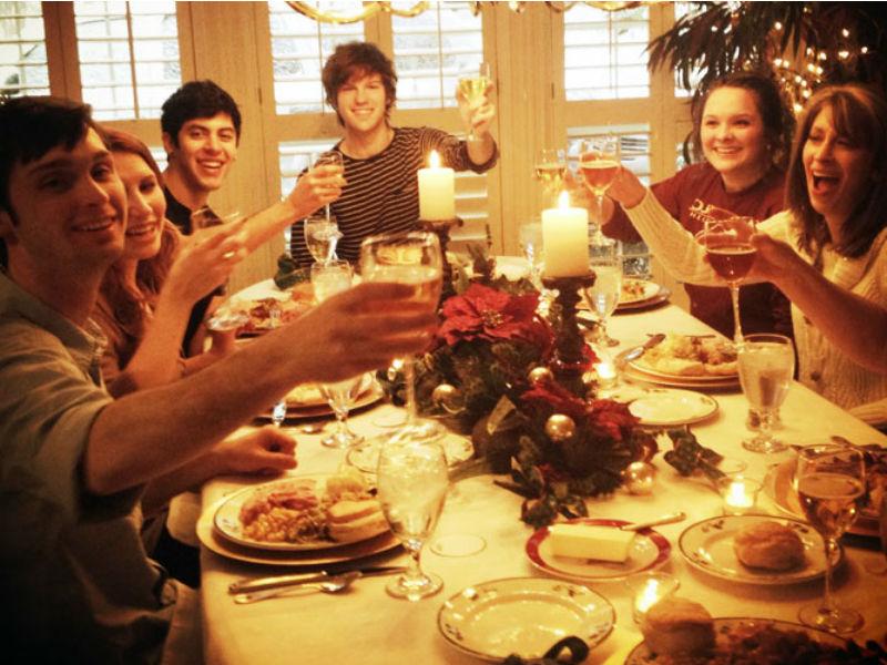 ¿Cómo organizas tu cena de navidad?