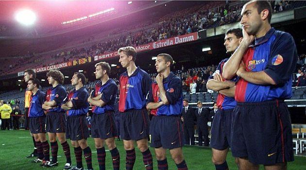 Copa del Rey 1999/2000: RCD Espanyol - Atlético de Madrid
