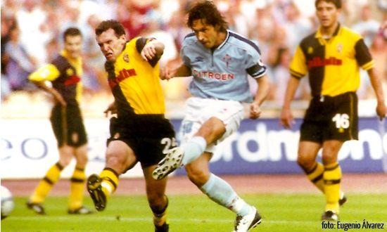 Copa del Rey 2000/2001: Celta de Vigo - Real Zaragoza