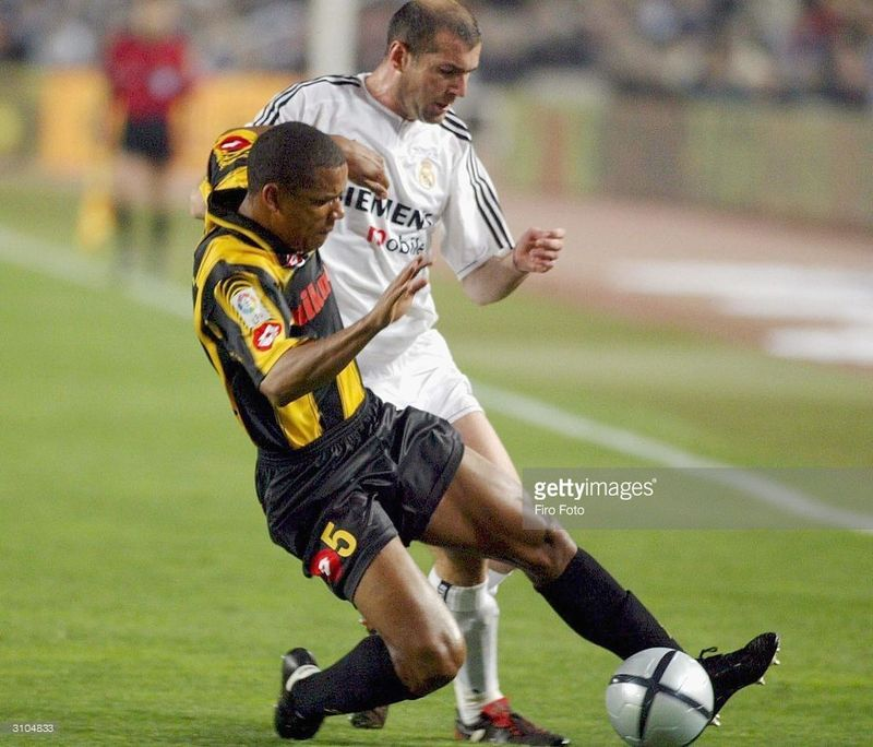 Copa del Rey 2003/2004: Real Madrid - Real Zaragoza