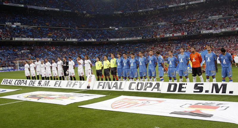 Copa del Rey 2006/2007: Sevilla FC - Getafe CF