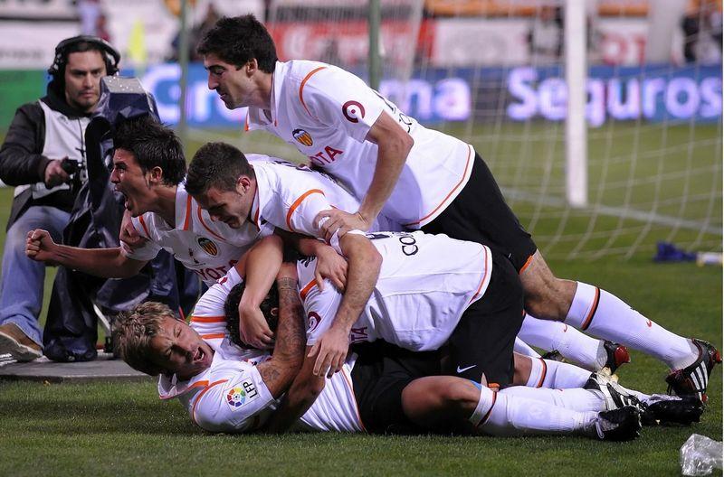 Copa del Rey 2007/2008: Valencia CF - Getafe CF
