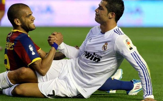 Copa del Rey 2010/2011: FC Barcelona - Real Madrid