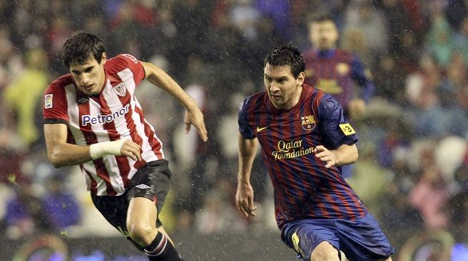 Copa del Rey 2011/2012: Athletic Club de Bilbao - FC Barcelona