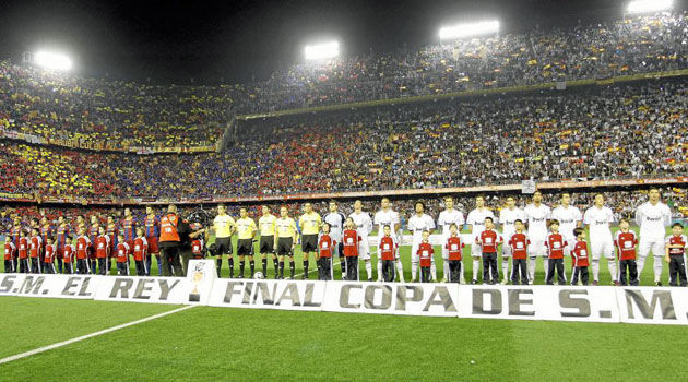 Copa del Rey 2013/2014: FC Barcelona - Real Madrid