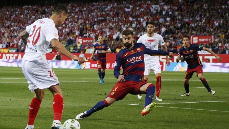 Copa del Rey 2015/2016: FC Barcelona - Sevilla FC