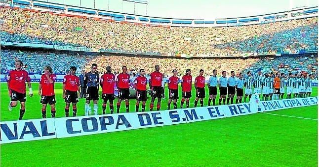 Copa del Rey 2004/2005: Real Betis - CA Osasuna