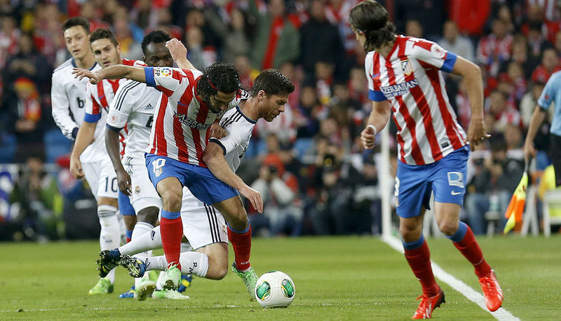 Copa del Rey 2012/2013: Real Madrid - Atlético de Madrid