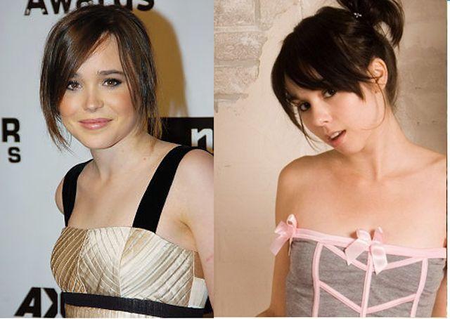 ¿Ellen Page o Ariel Rebel?