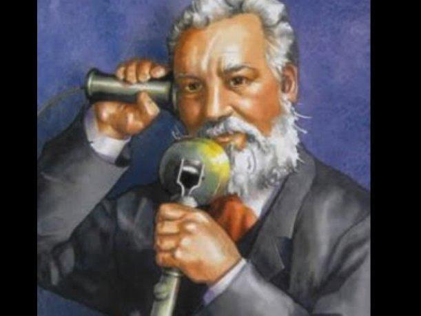¿Qué provocó que Alexander Graham Bell inventara el teléfono?