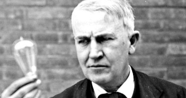 ¿A qué le tenía miedo el inventor de la bombilla eléctrica, Tomas Edison?