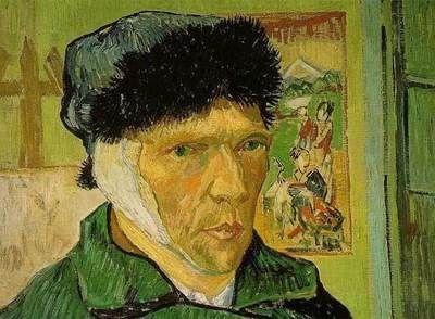 ¿Porqué Van Gogh se mutiló la oreja?