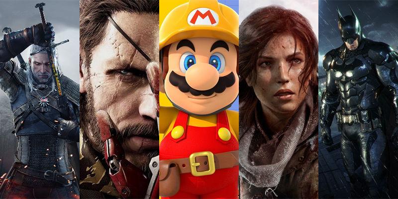 24202 - ¿A qué videojuego pertenece cada uno de estos personajes?