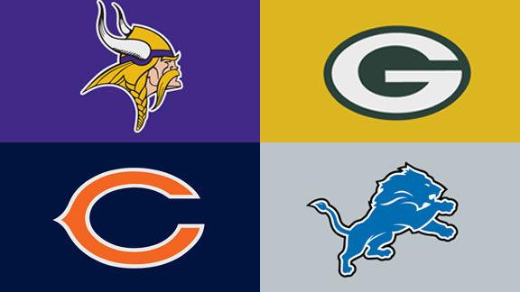 Equipos NFC Norte:
