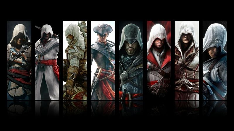 Saga Assassin's Creed Principales