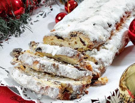 ¿En qué País es típico comer en Navidad el 'Stollen'?