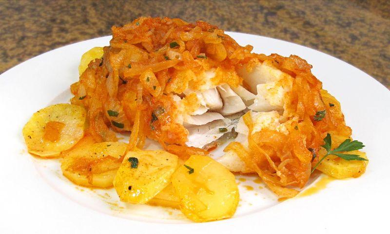 ¿En qué País es típico comer en Navidad Bacalao?