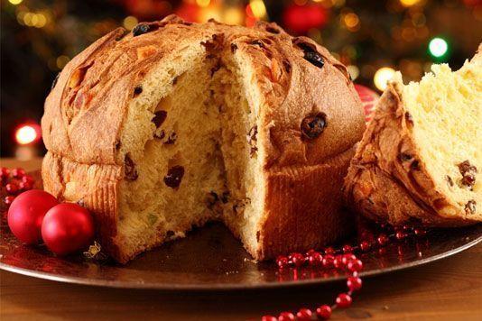 ¿En qué País es típico comer en Navidad Panettone?