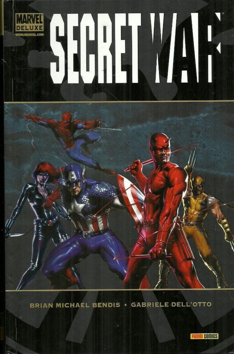 Continuemos con Secret War, ¿qué personaje hace su primera aparición en el universo Marvel en esta miniserie?
