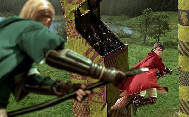 ¿Jugarías al Quidditch?
