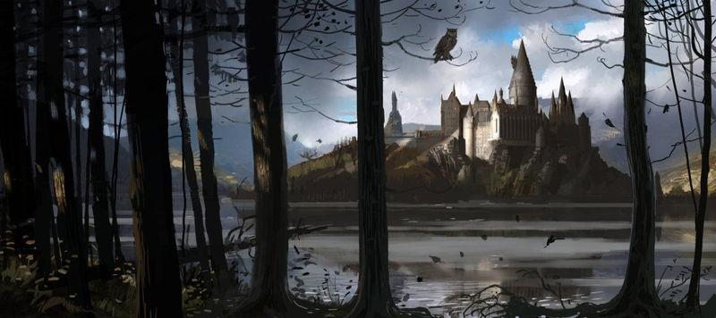 ¿Cuál sería tu parte favorita de Hogwarts?