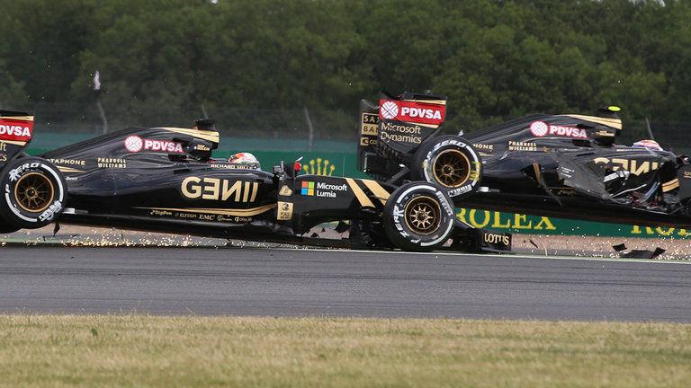 ¿Cuál de estos pilotos acabó todas las carreras del año?
