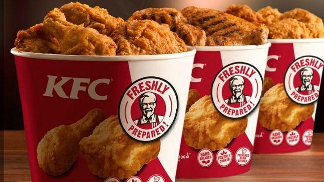 En Japón en Navidad se cena comida del KFC