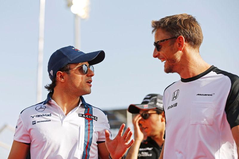 Aparte de: Hamilton, Rosberg, Verstappen, Ricciardo, Vettel y Räikkönen. ¿Qué pilotos se subieron al podio?