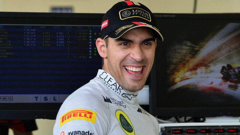 ¿Cuántos accidentes provocó Pastor Maldonado?