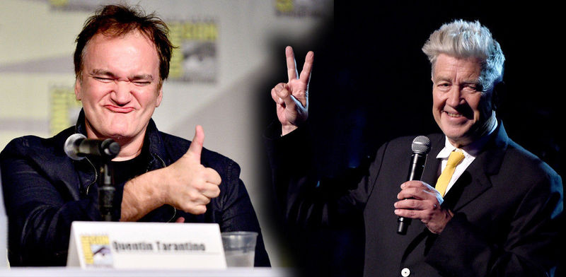 ¿David Lynch o Quentin Tarantino?