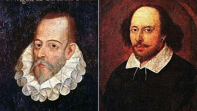 ¿Cervantes o Shakespeare?